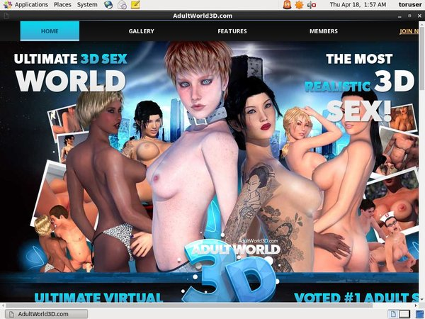 Adultworld3d With Bitcoin