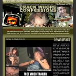 Crack Whore Confessions Buy Trial
