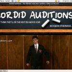 Discount Sordid Auditions Account