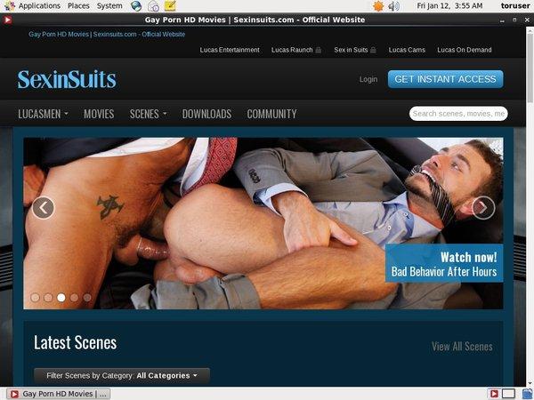 Free Sex In Suits Membership Trial
