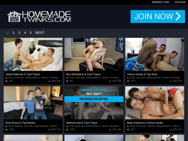 Home Made Twinks Full Scenes
