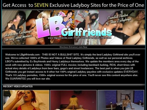 Login Lbgirlfriends.com Free Trial