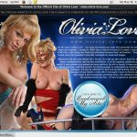 Olivia Love Lifetime Membership