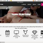 Tgirl Play Time Promo Link Code