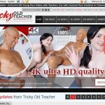 Tricky Old Teacher Limited Promotion