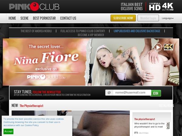 PinkO Club Free Trial Offer