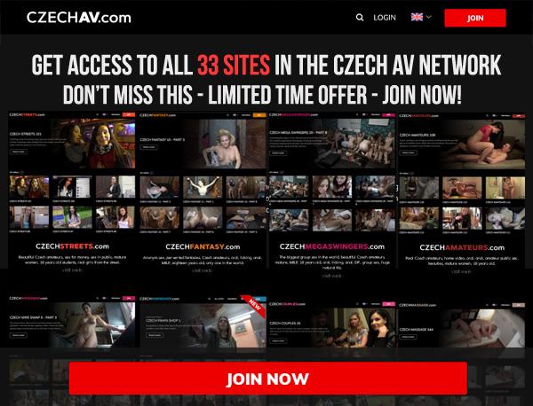 Czech AV Discount Url