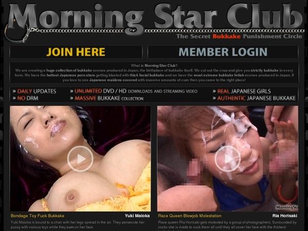 Morningstarclub Accept Pay Pal