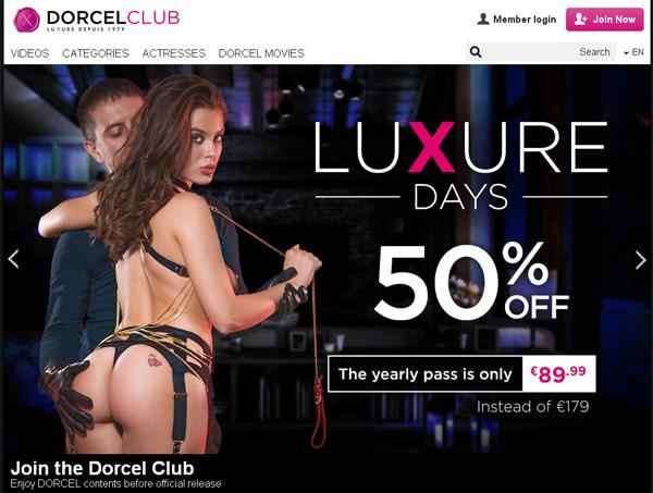 Freies Dorcelclub